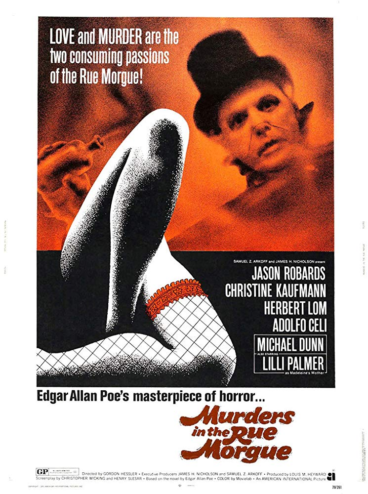 SassyFlix | Murders in the Rue Morgue