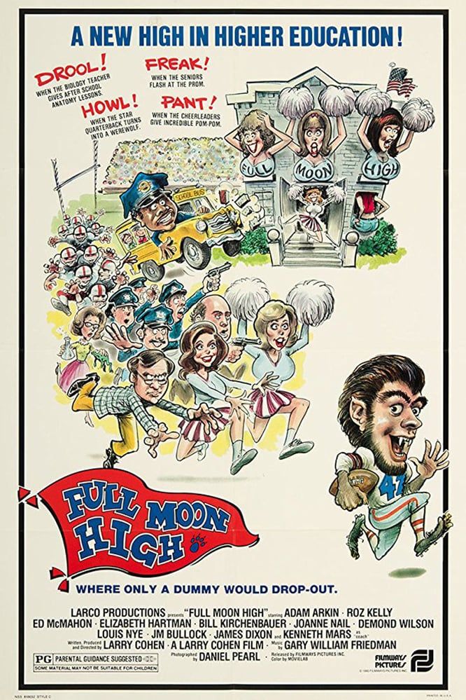 SassyFlix | Full Moon High