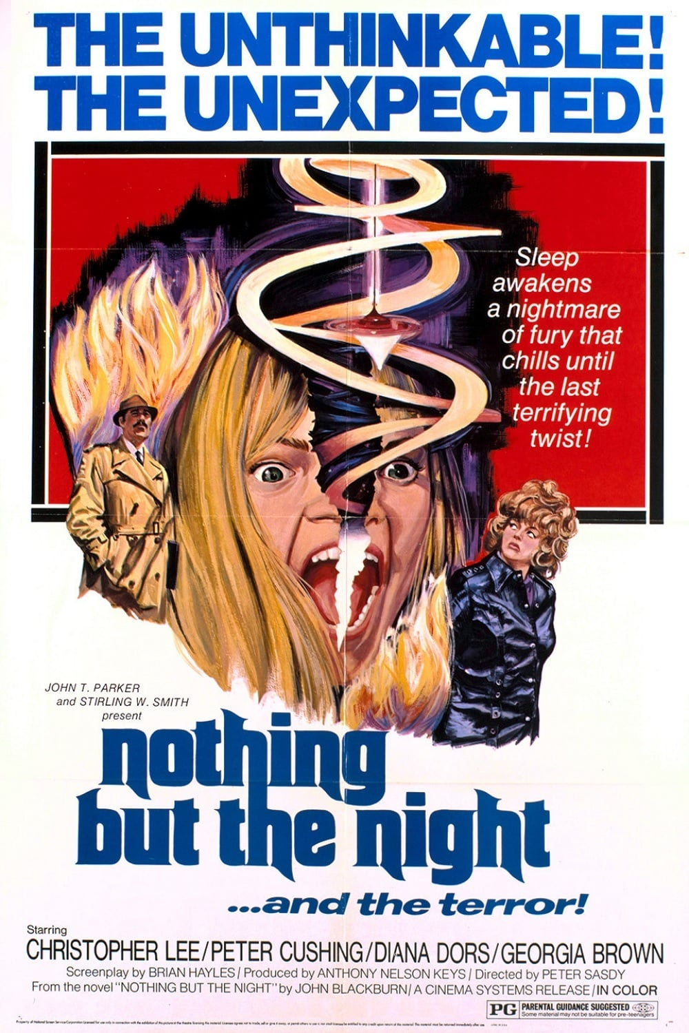 SassyFlix | Nothing But the Night