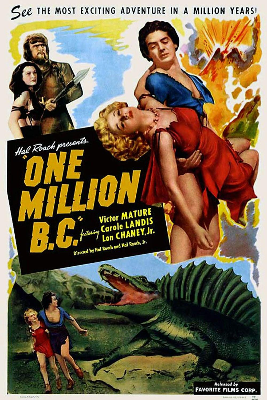 SassyFlix | One Million B.C.
