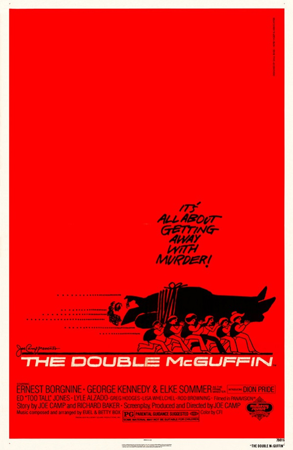 SassyFlix | The Double McGuffin