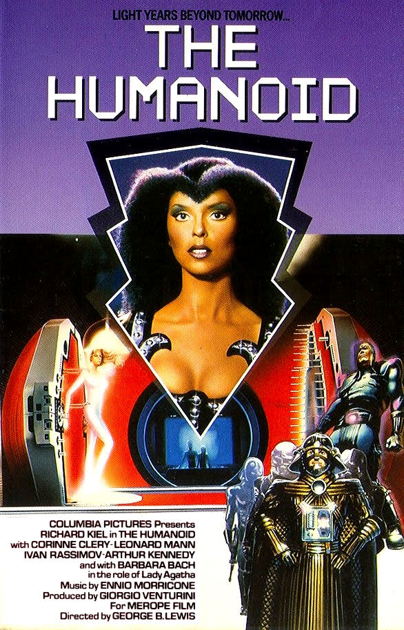 SassyFlix   The Humanoid aka L'umanoide